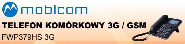 mobicom FWP379HS 3G