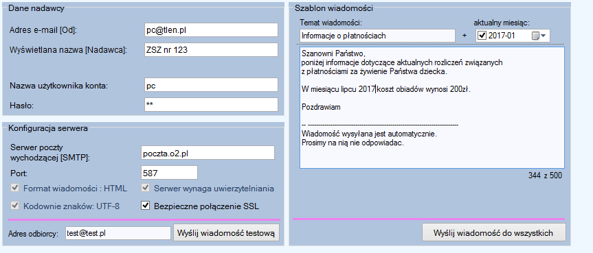 NET E-mail